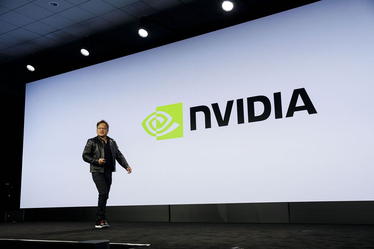 Nvidia Near Deal to Buy Arm From SoftBank for About $40 Billion