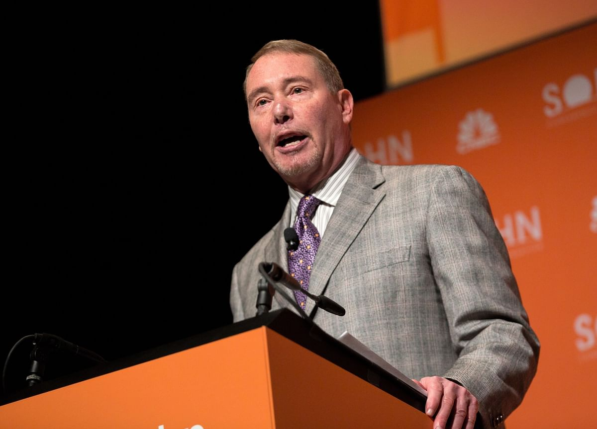 Gundlach Says High-Yield Bond Defaults May Almost Double