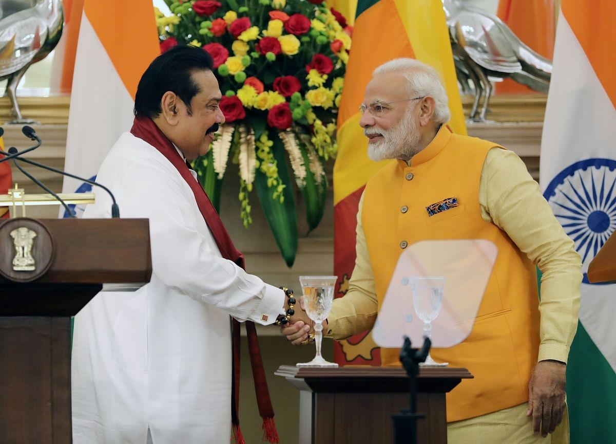India, Sri Lanka Agree to Work Closely on Pandemic-Hit Economy