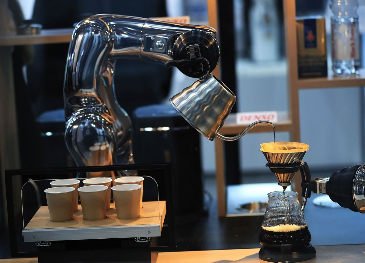Robots Encroach on Up to 800 Million Jobs Around the World