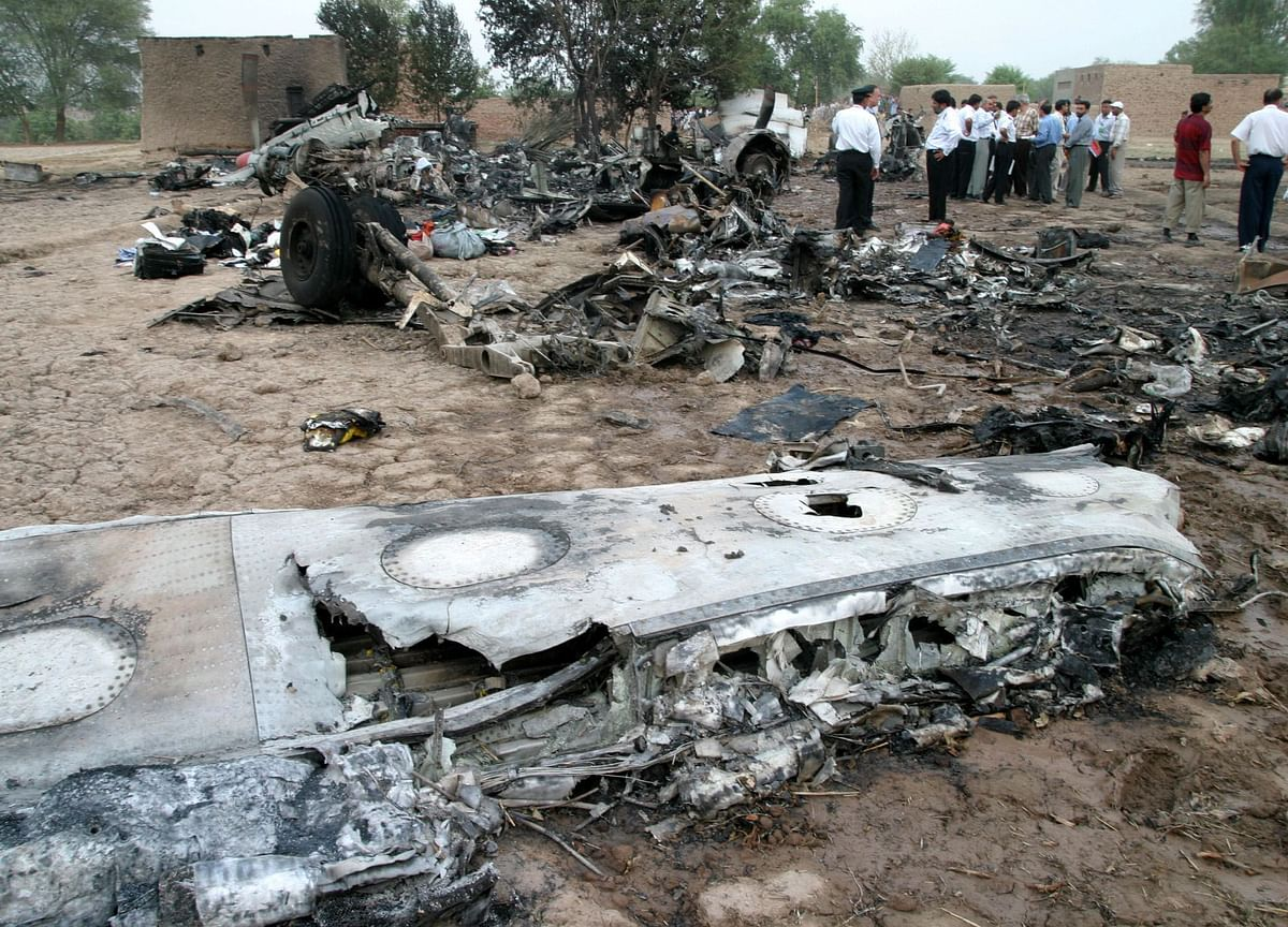 Pakistan Crash Pilots Rusty After Lockdown, Safety Head Suggests