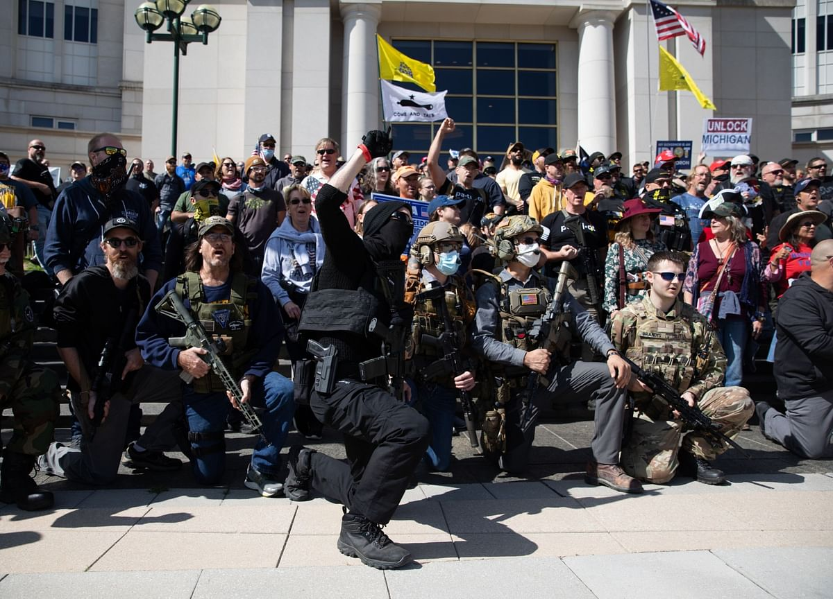 Violent Protesters Can Face Sedition Charge, U.S. Top Prosecutor Says