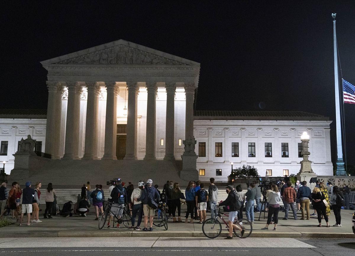 Supreme Court Fight Galvanizes Final Sprint of Trump-Biden Race
