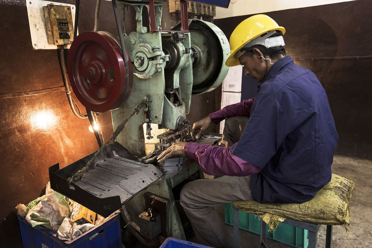 Nirmal Bang: India's July IIP Declines 10.4% YoY; GDP Contraction In Q2 May Narrow Significantly