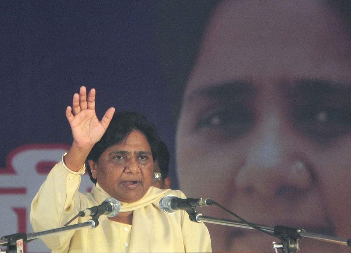 Mayawati Requests Centre, States To Waive School Fees Of Children
