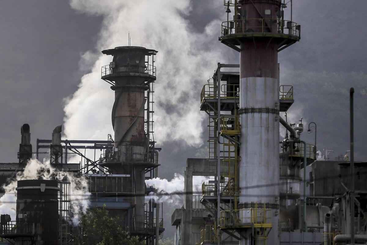 ONGC's Q1 Profit Slumps On Oil Crash, Output Drop