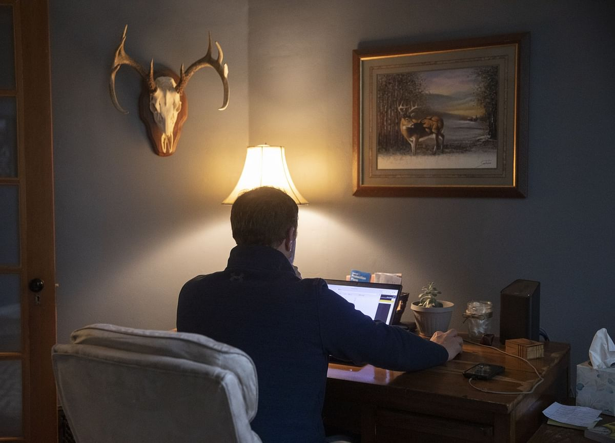 When to Stop Working From Home? How About Never, Workers Say