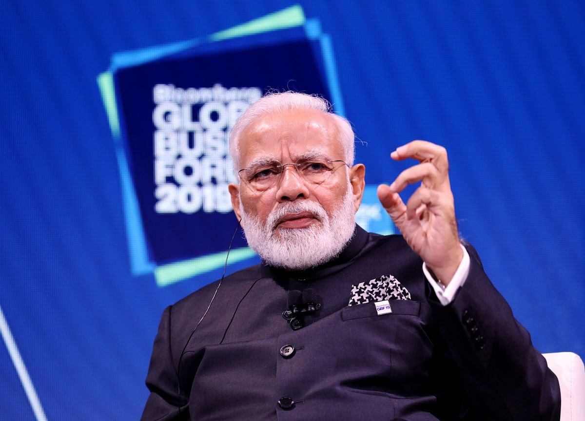 Narendra Modi Speaks To Japan's Prime Minister Yoshihide Suga Over Telephone