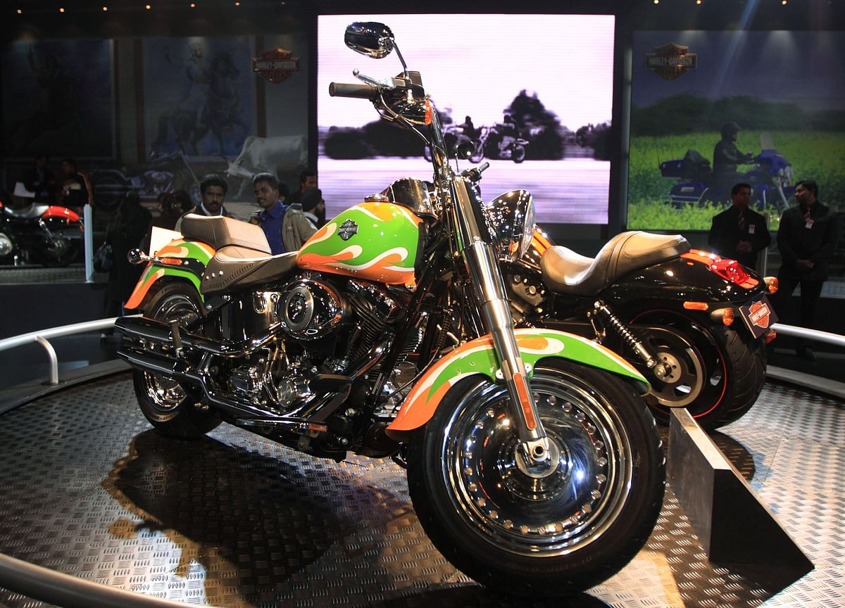 Harley-Davidson Exits India in Latest Setback