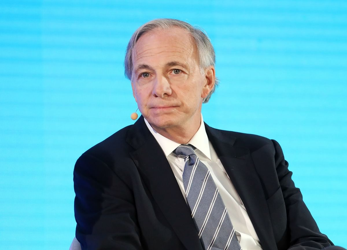 Ray Dalio Sees Enemy Within as He Ponders U.S.-China Clash
