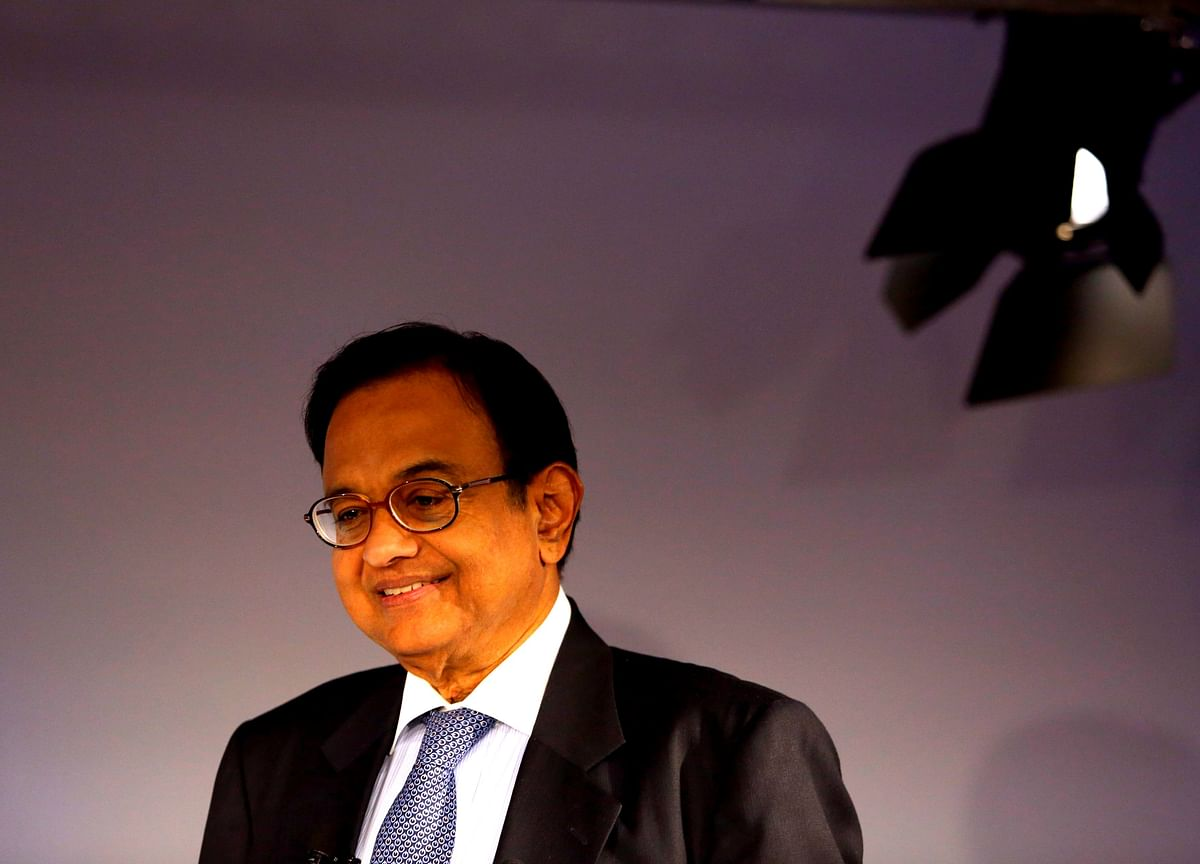 Government Not Having Money Is A Myth, Says Chidambaram