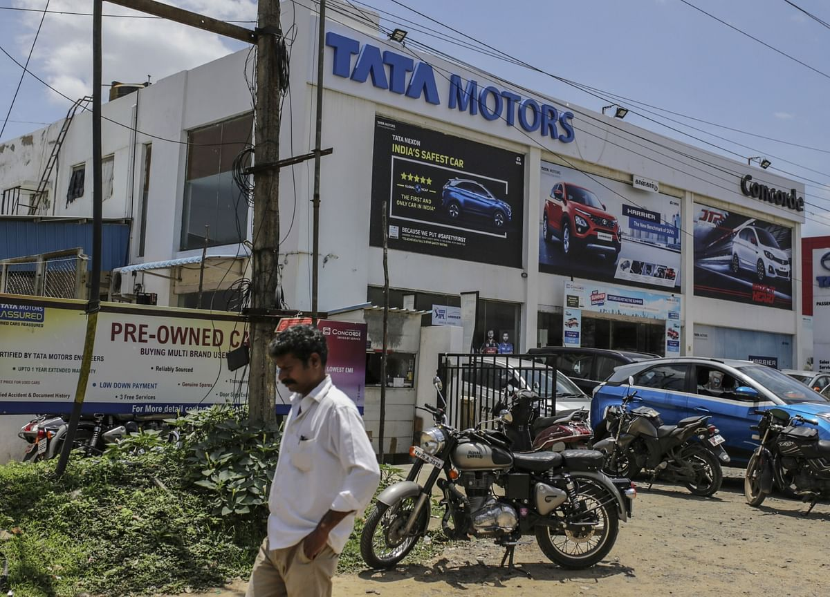 Motilal Oswal: Tata Motors - Near Net Debt Zero By FY24 Pivoted On Business Recovery
