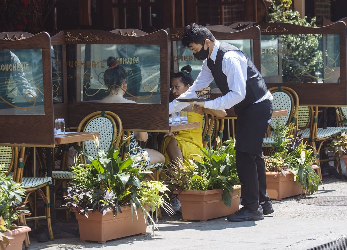 Hotels, Eateries, Bars To Start Operating From Oct. 5 In Maharashtra