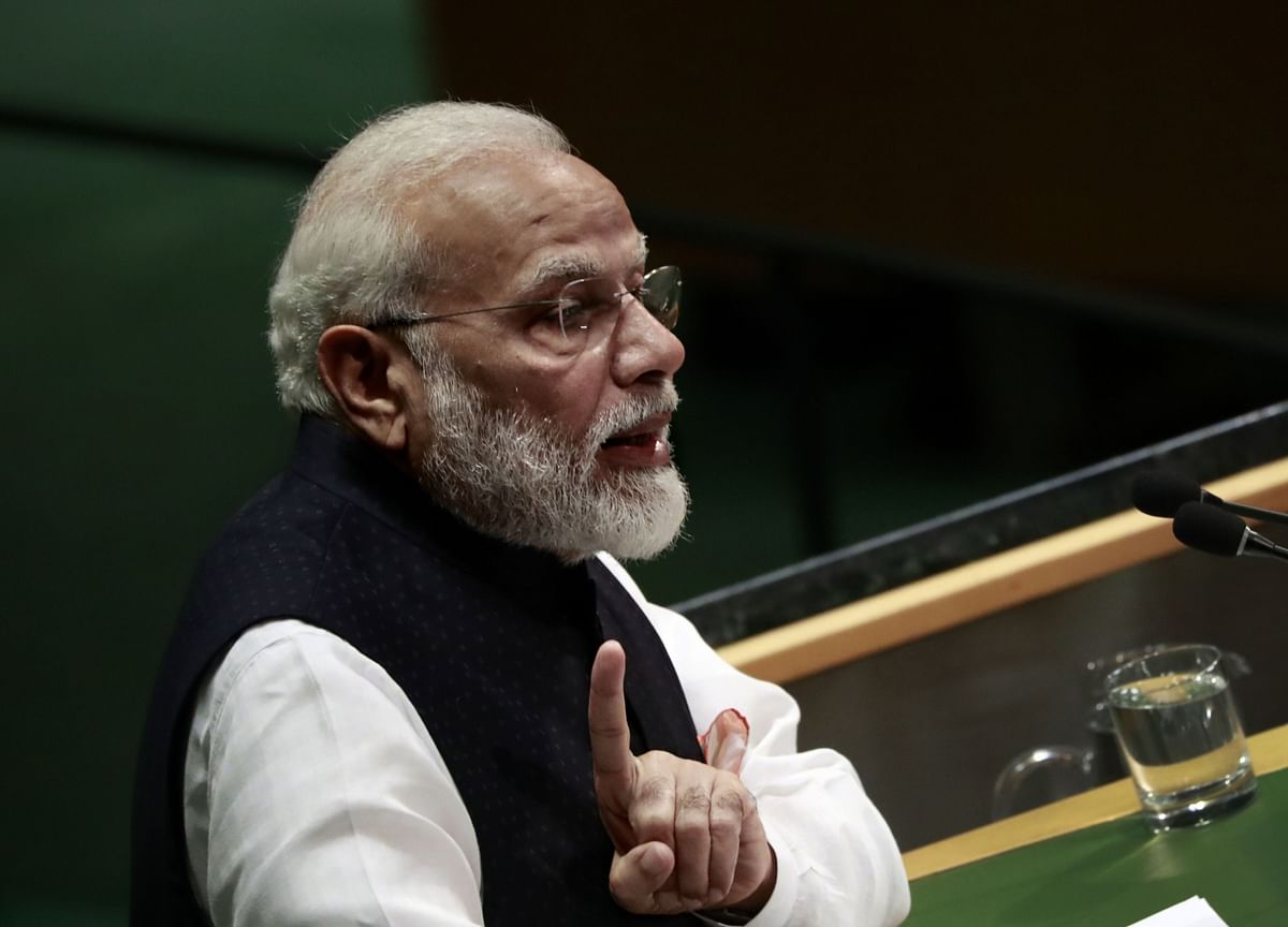 Self-Reliant India Will Be Force Multiplier For Global Economy: Prime Minister Modi Tells UNGA