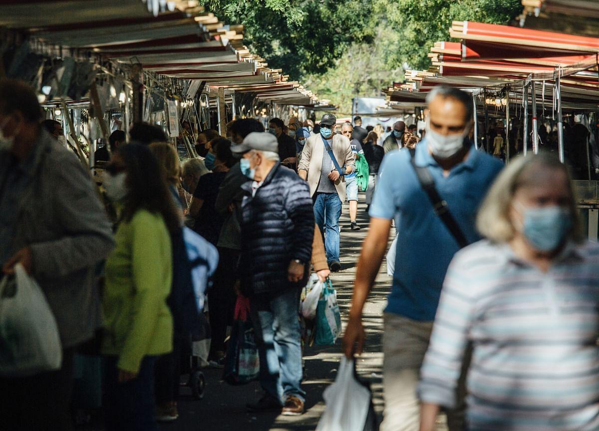 U.S. Cases Up 0.7%; Fires Crimp California Testing: Virus Update