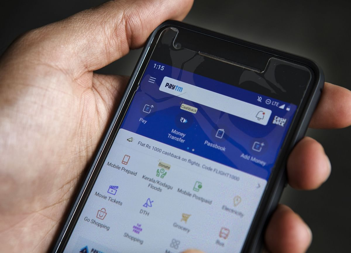 Paytm Mall's FY20 Loss Down 60% To Rs 479 Crore