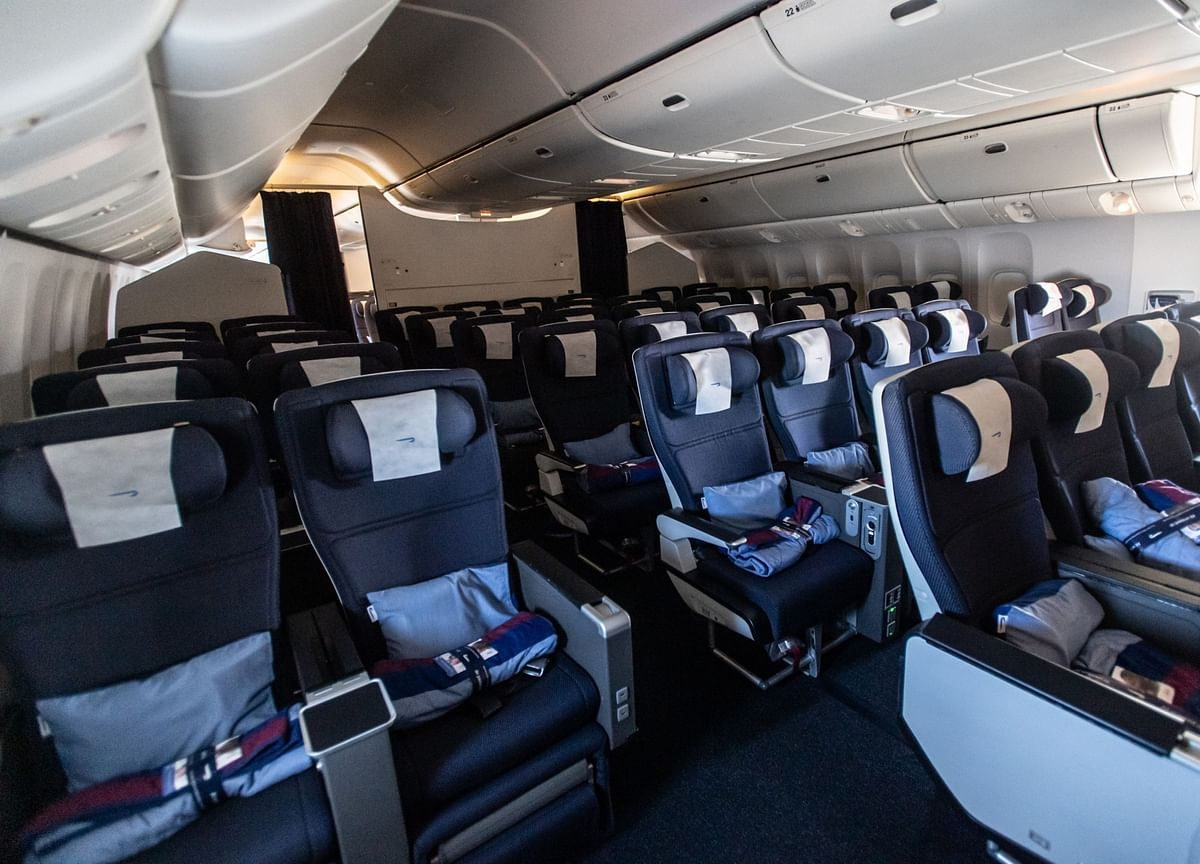 Airplane Cabins Could Look Different the Next Time You Fly