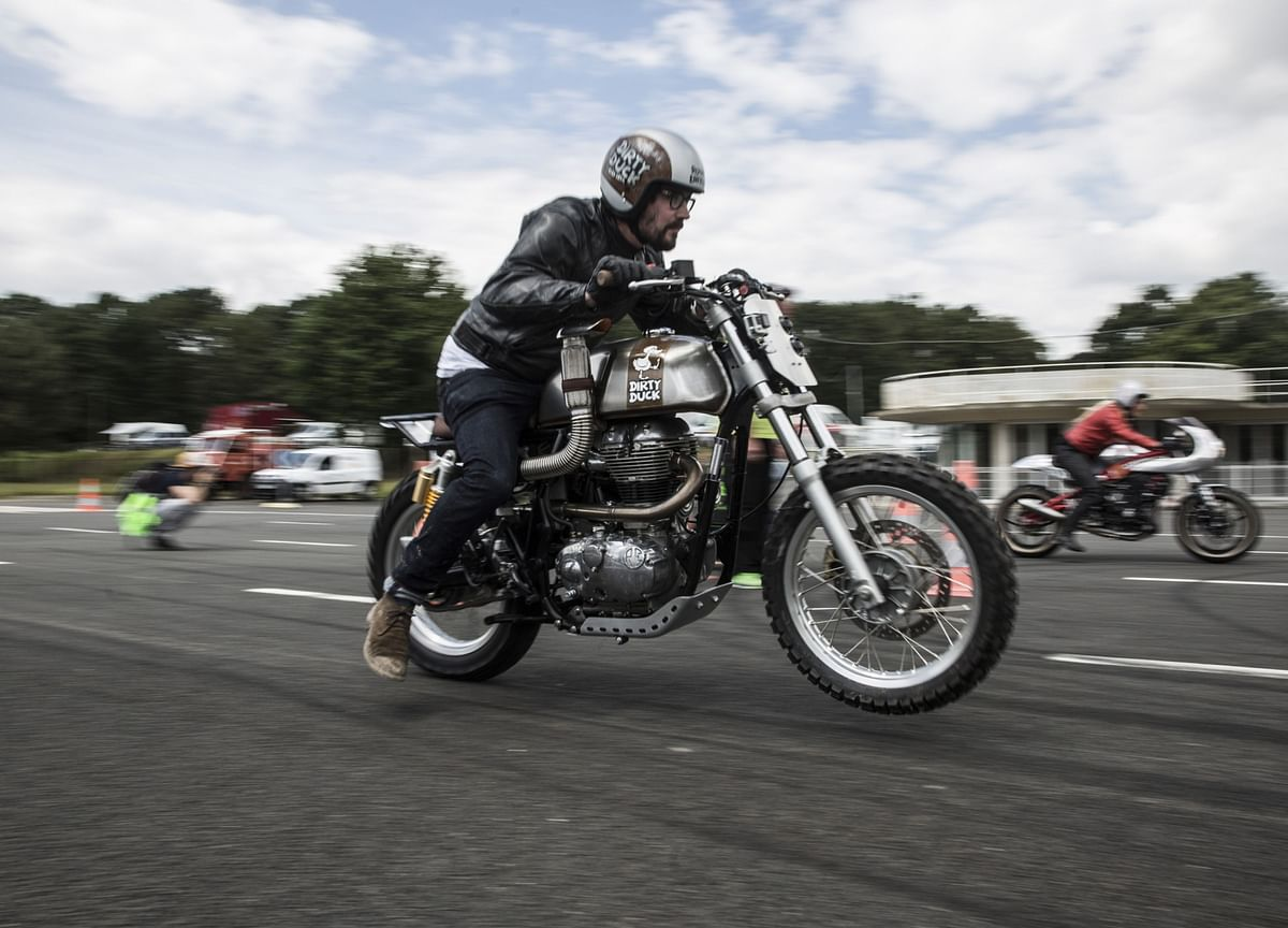 An Indian-Made Motorcycle With a Retro Look Is Coming After Harley