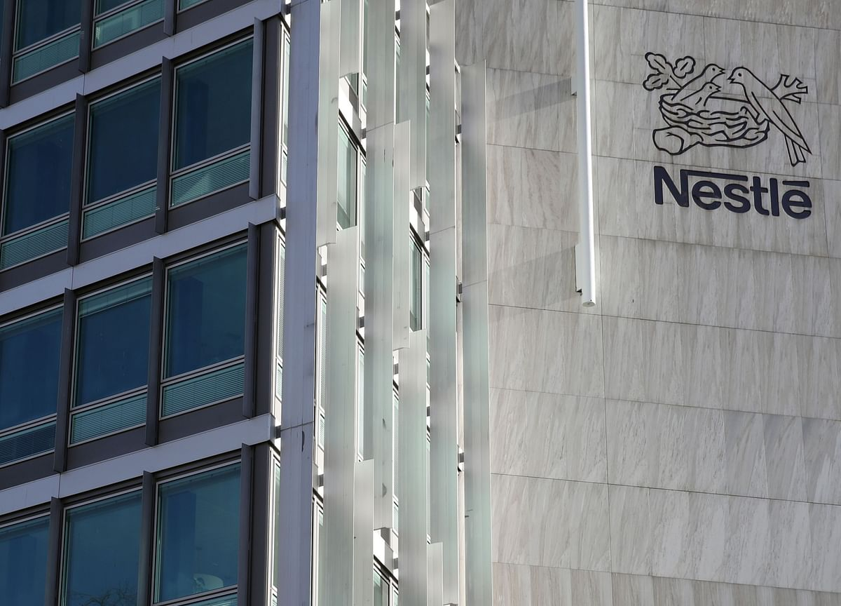 Nestle Outlook Improves as Purina Gets Pandemic-Linked Boost