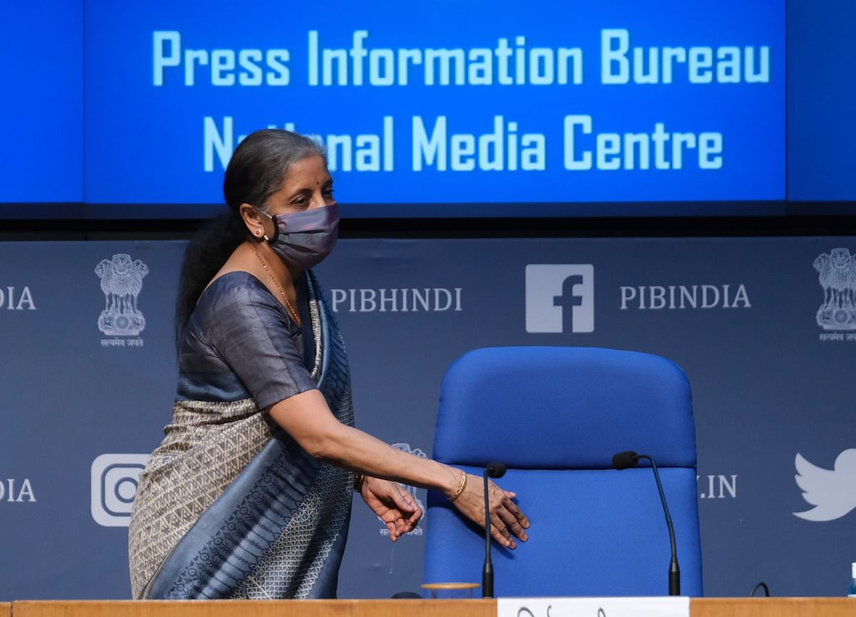 India Took Host Of Measures To Combat Covid-19 Impact: Finance Minister Sitharaman To World Bank