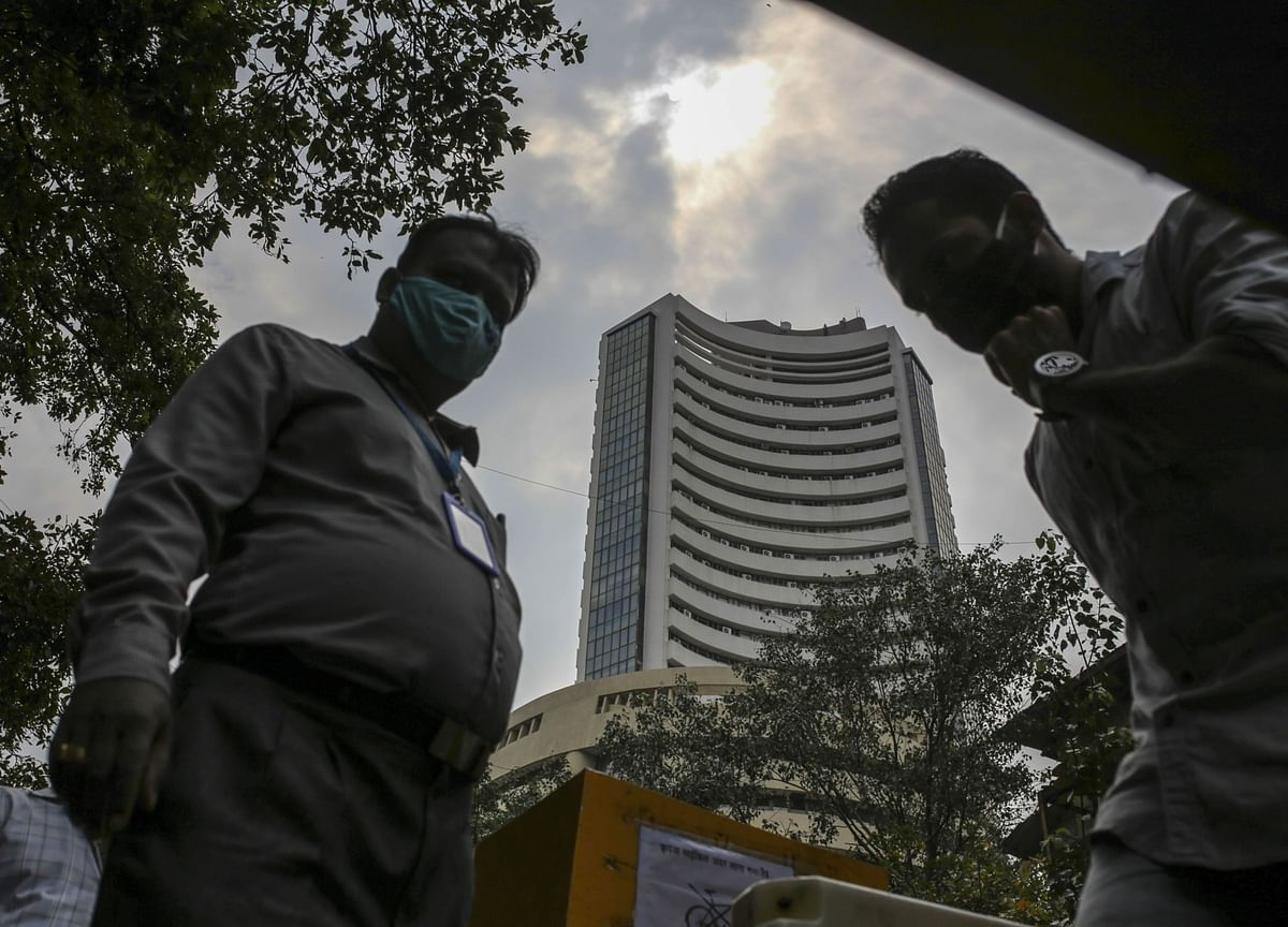 Sensex, Nifty End With Gains For Third Straight Day