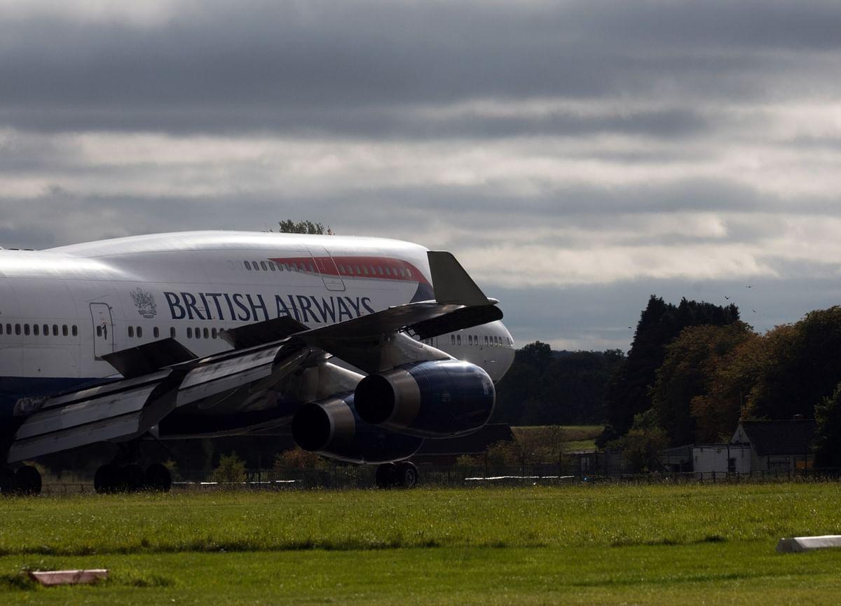 British Airways Plans 2022 Test With U.S. Sustainable-Fuel Maker