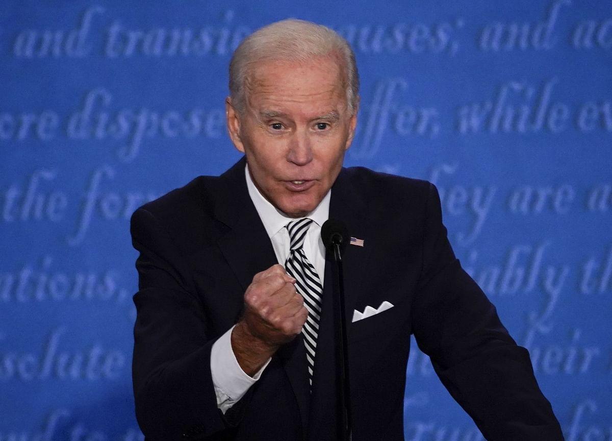 Biden Raises $383 Million in September, Breaking Monthly Record