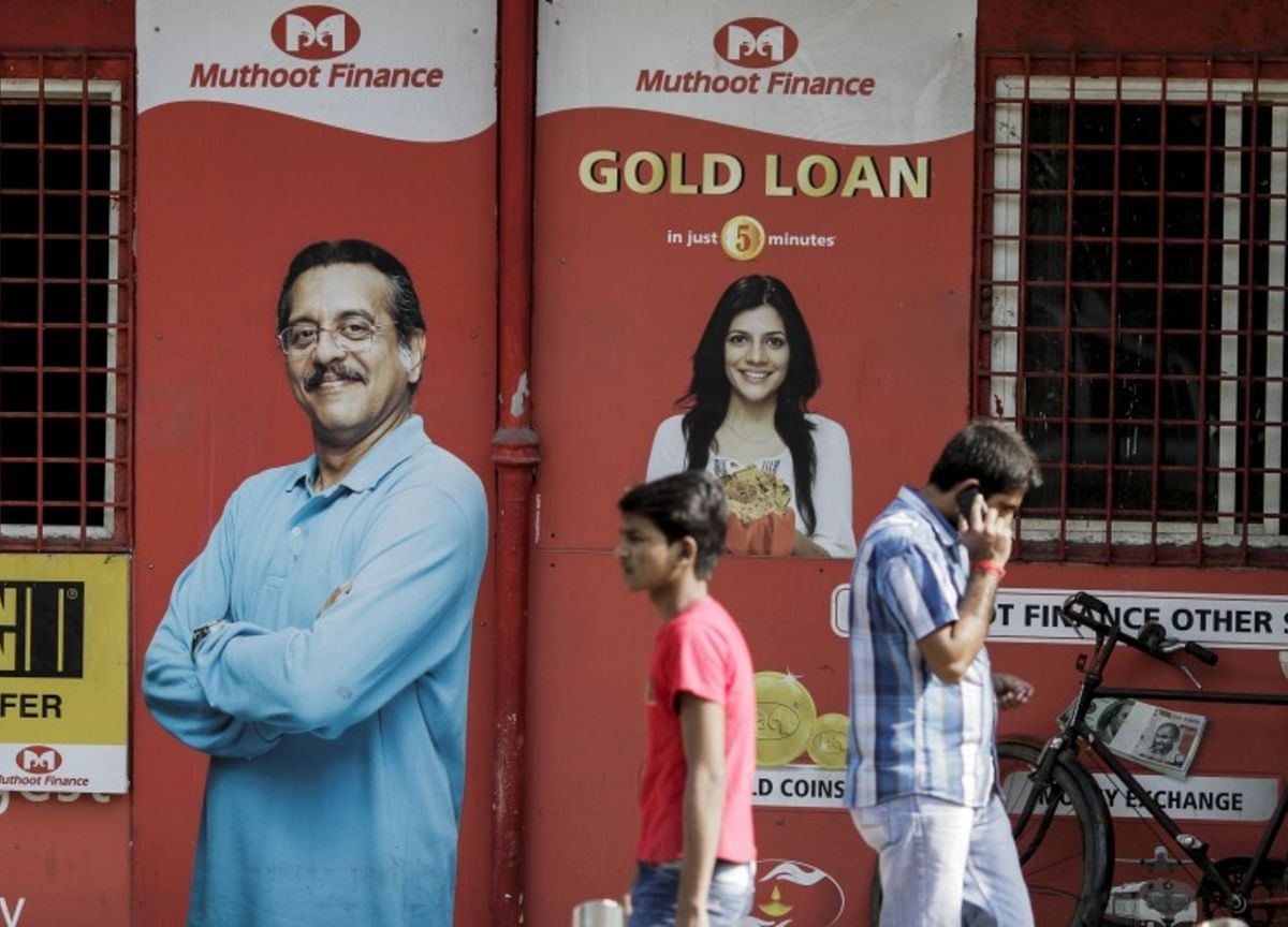Muthoot Finance Plans To Raise Rs 2,000 Crore Through Bonds