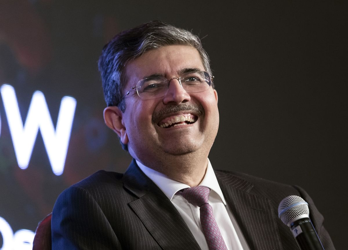 RBI Allows Kotak Mahindra Bank To Reappoint Uday Kotak As MD And CEO