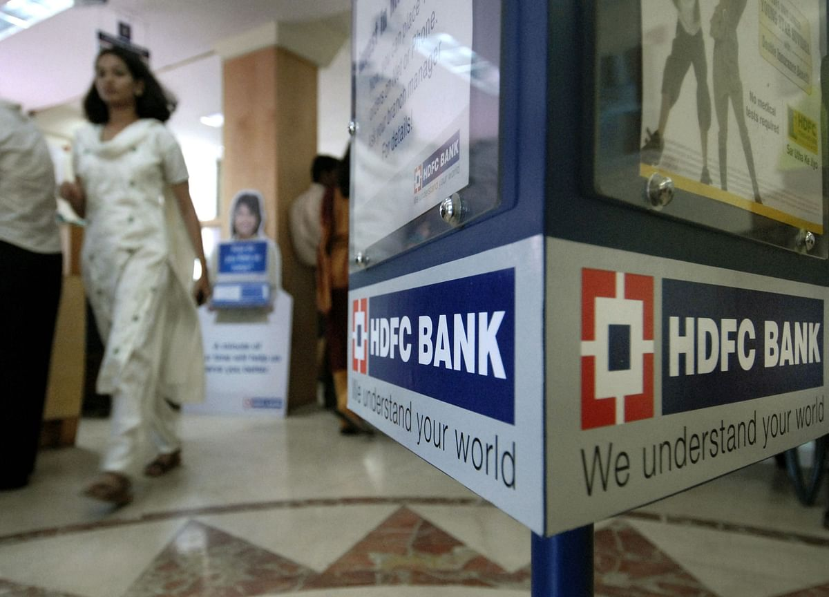 Motilal Oswal: HDFC Bank's Business Trends Undergoing Swift Normalization