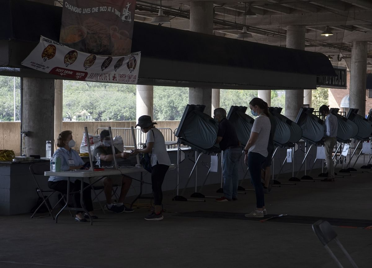 Texas Beats Total 2016 Vote Count Four Days Before Election