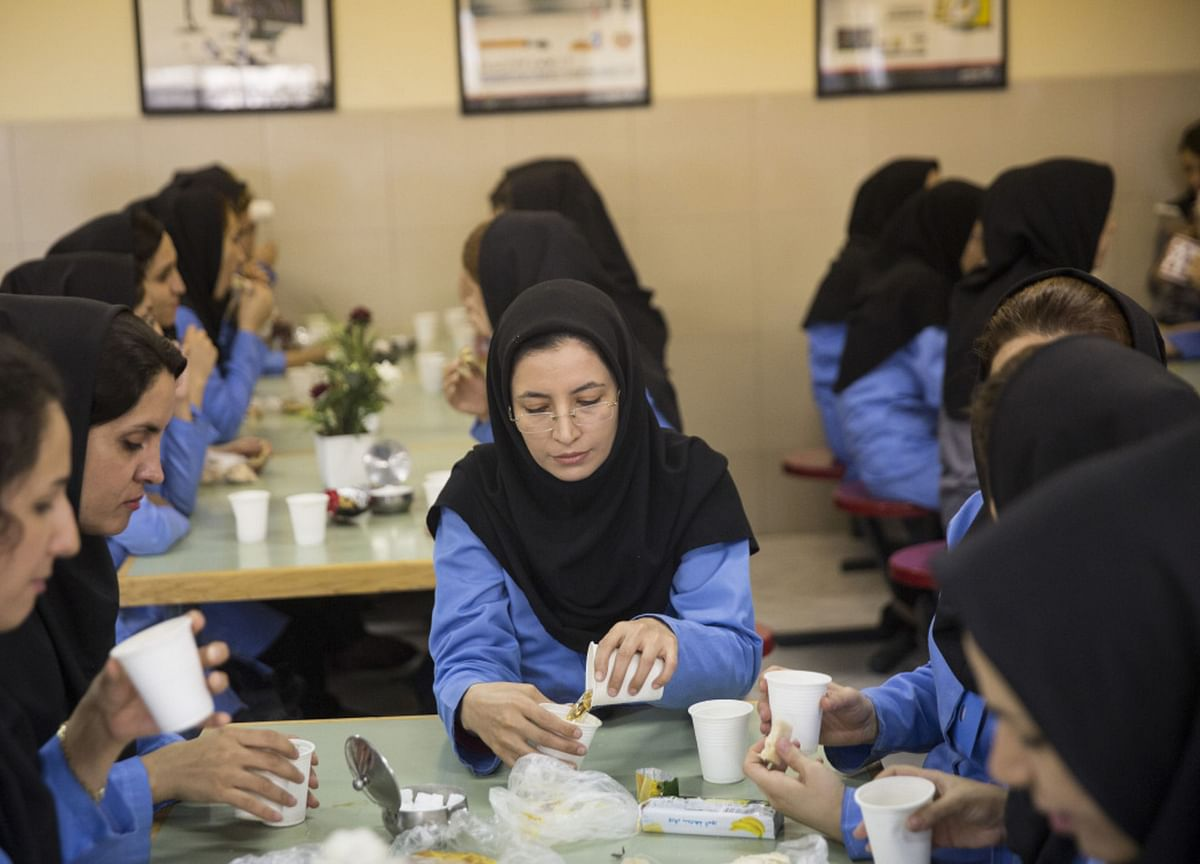 'Made in Iran' Thrives in Economy Trump Tried to Crush