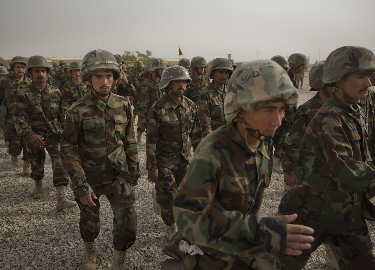 Early U.S. Troop Pullout May Upset Fragile Intra-Afghan Talks
