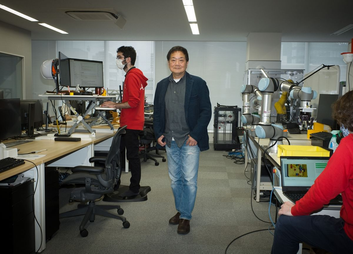 PlayStation Inventor Starts New Career Making Robots for No Pay