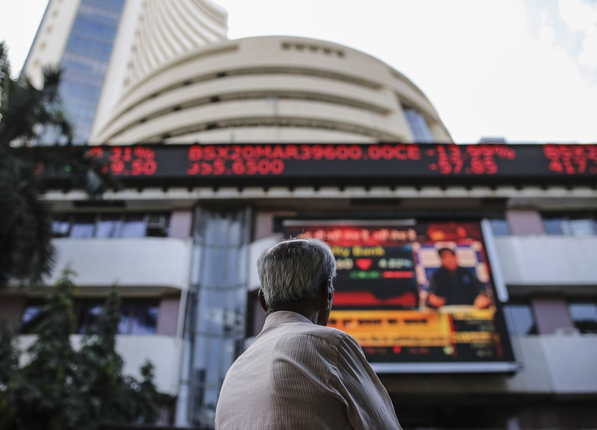 Nine Of Top 10 Most Valued Firms Lose Rs 1.63 Lakh Crore In Market Cap