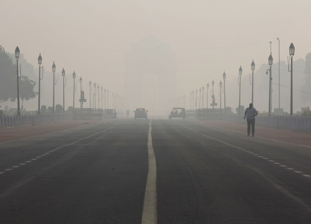 Delhi's Air Quality 'Poor' Due To Spike In Farm Fires, Unfavourable Weather