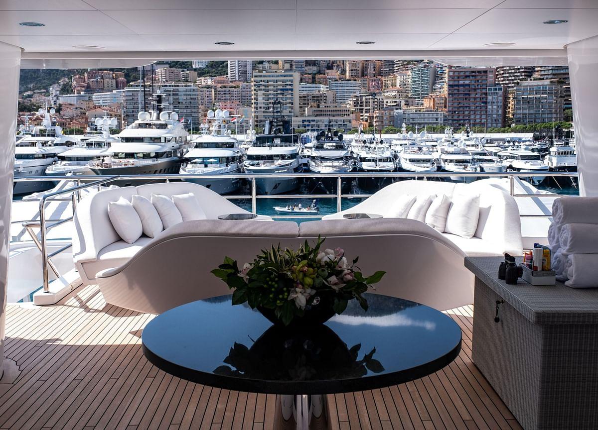 Ron Perelman Selloff Continues With $106 Million Superyacht