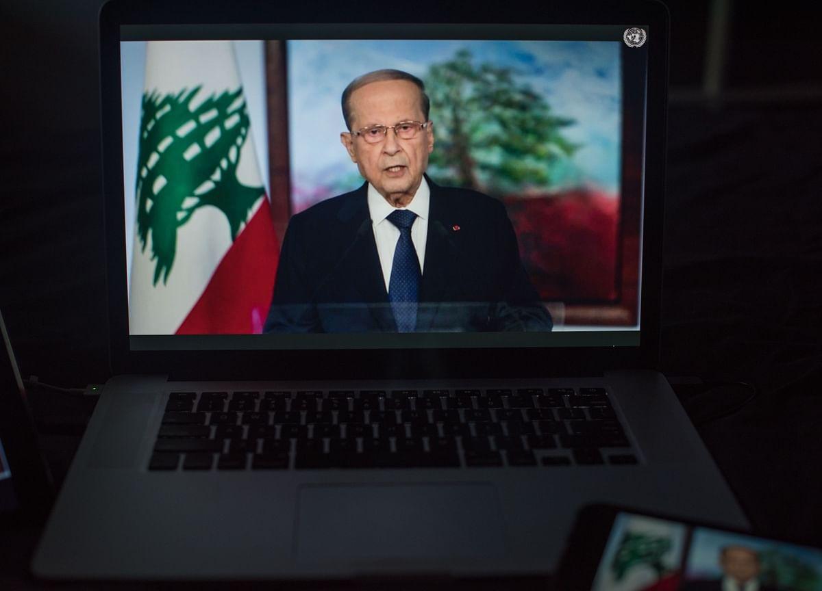 U.S. Meets With Lebanon Security Head to ResolveIsrael Dispute