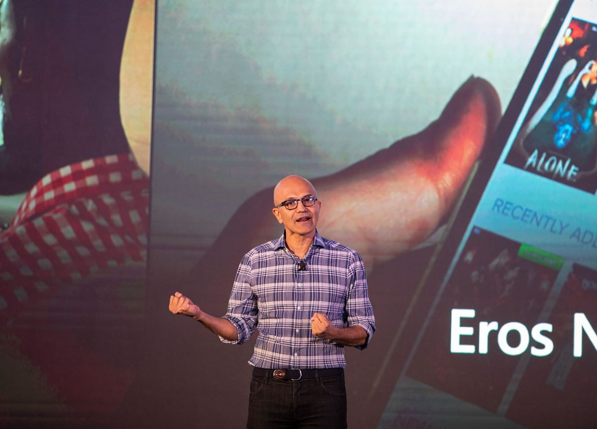 Microsoft CEO Says Remote Work Can Feel Like 'Sleeping at Work'
