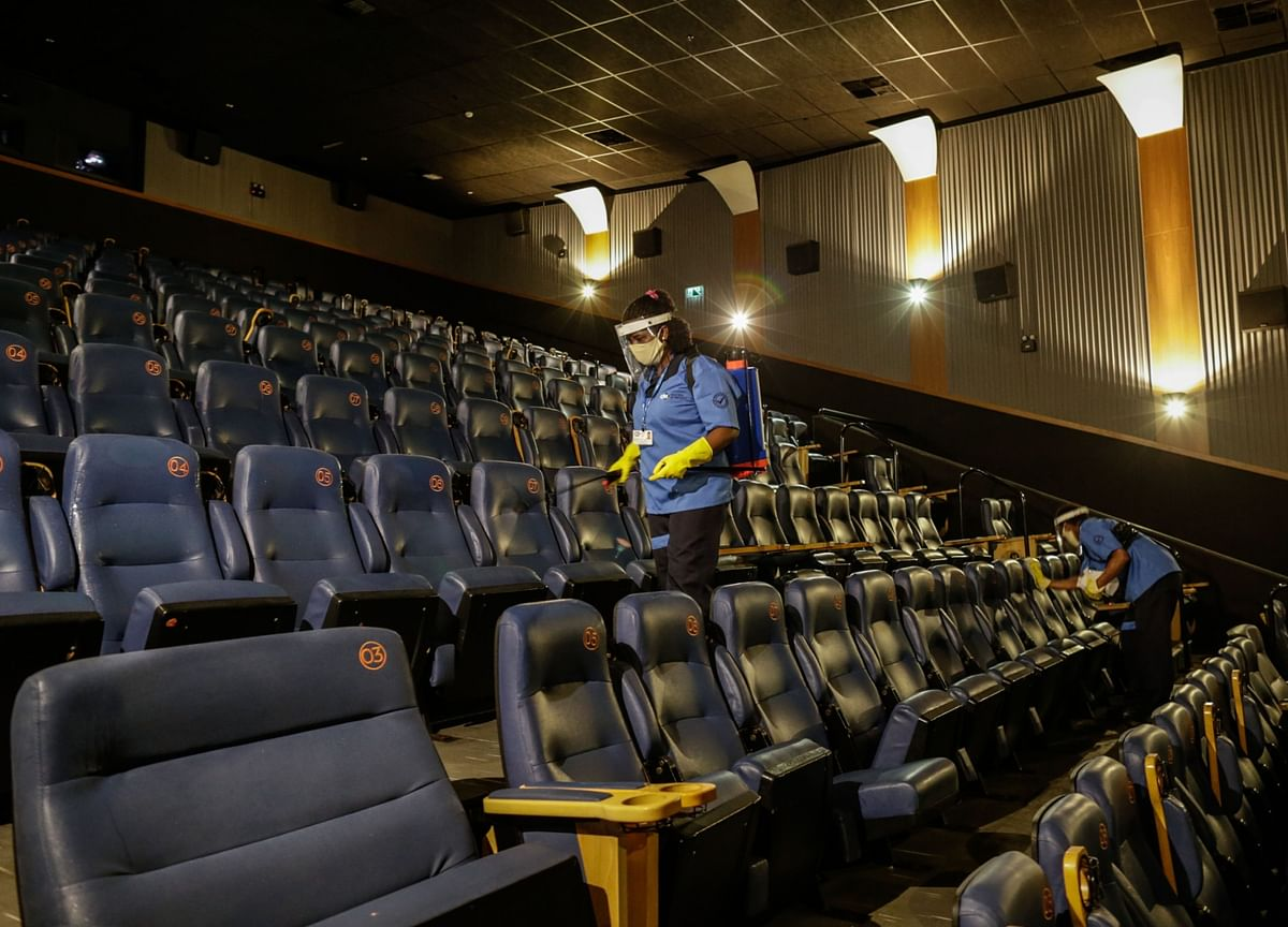 How PVR Is Gearing Up For 8-12 'Very Tough' Weeks Once Theatres Reopen