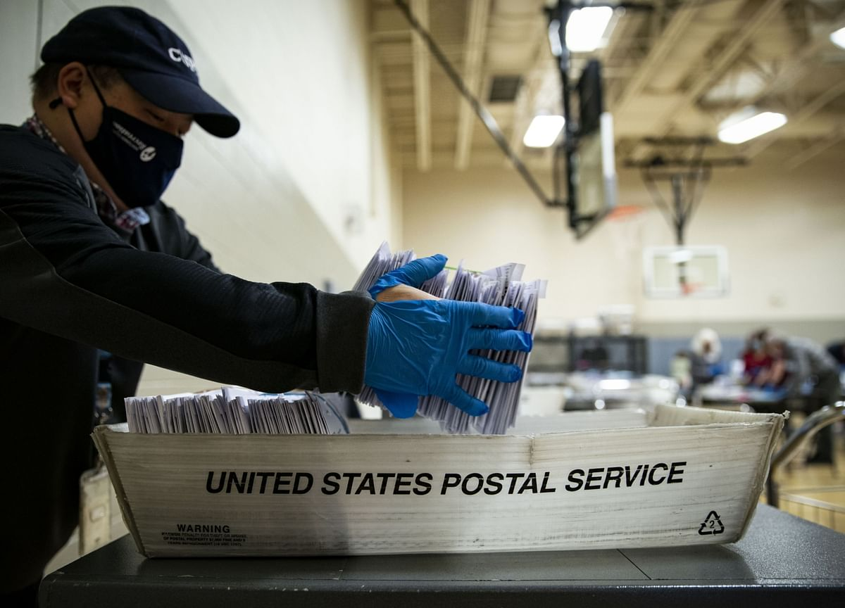 USPS Says Timely Vote Delivery Isn't a Constitutional Right
