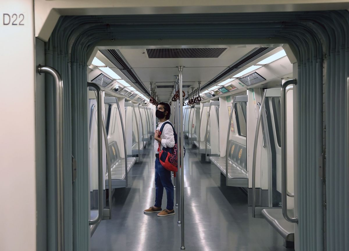 Delhi Metro Services Resume On All Lines; To Be Normal On Saturday