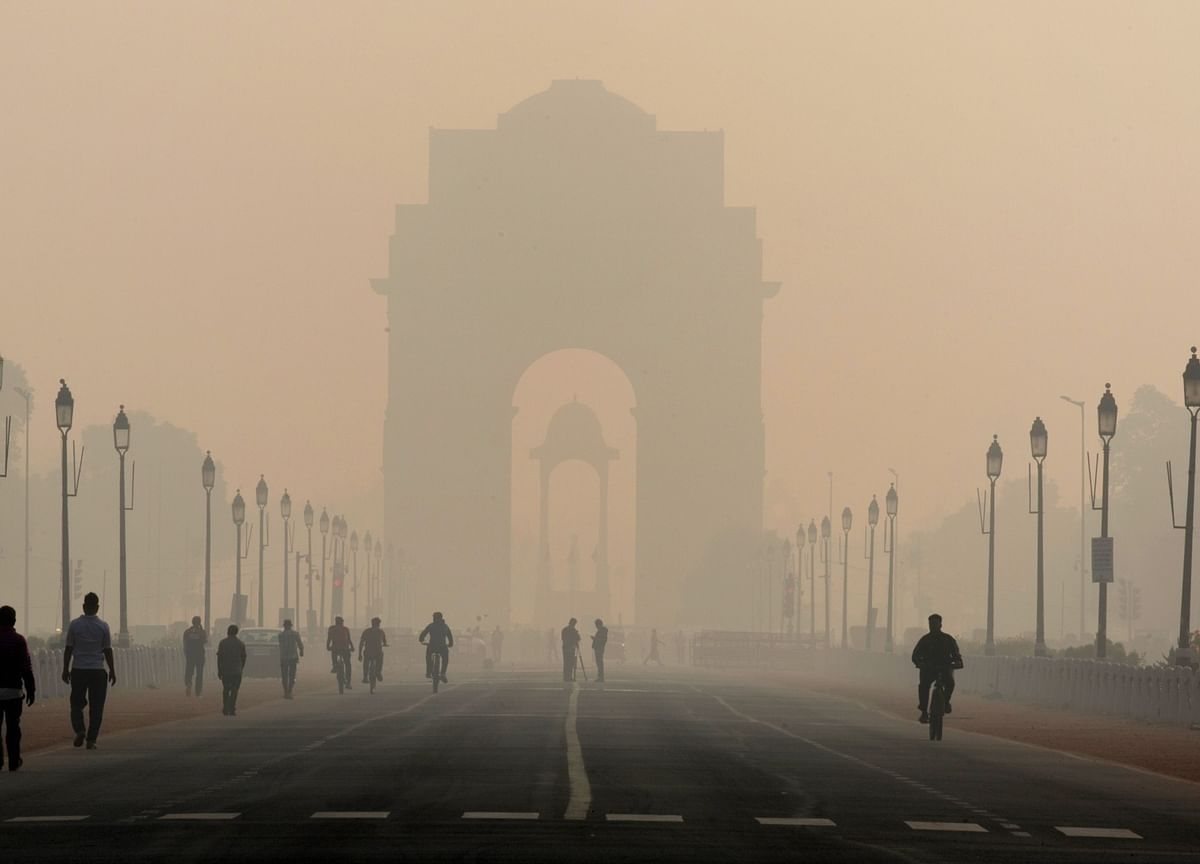 Centre Introduces New Law Through Ordinance To Tackle Air Pollution In Delhi-NCR