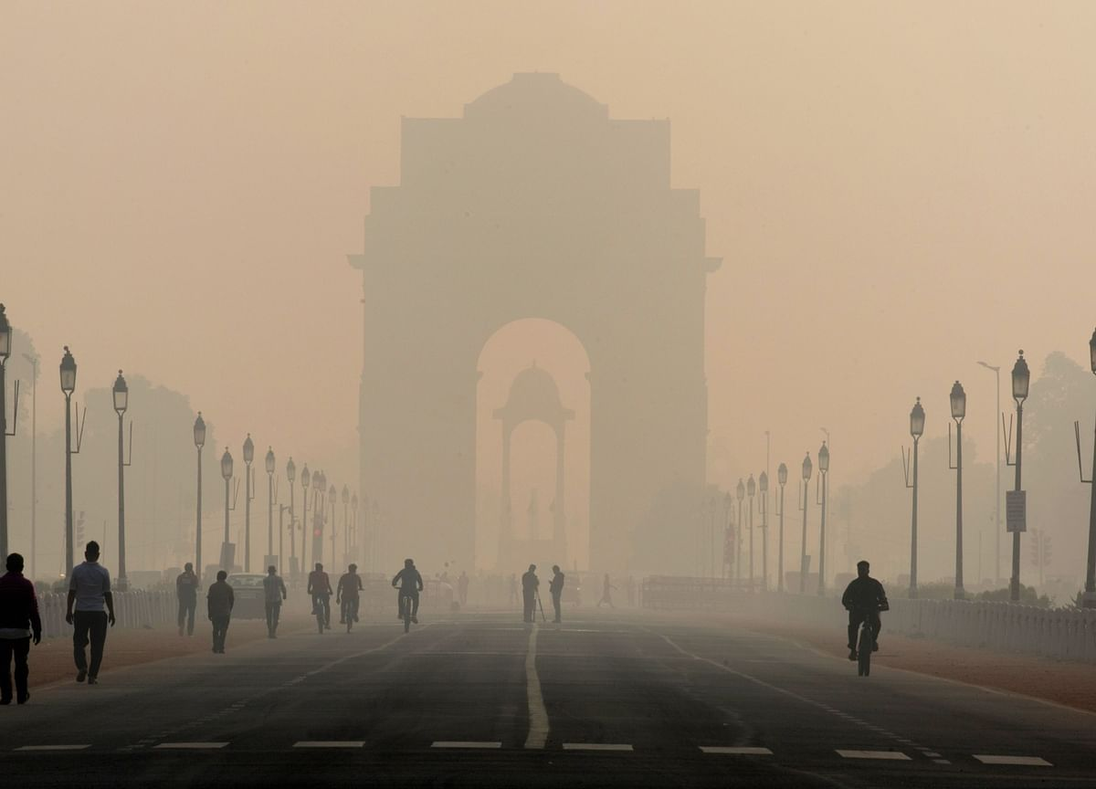 Delhi's Air Quality Continues To Be 'Very Poor'