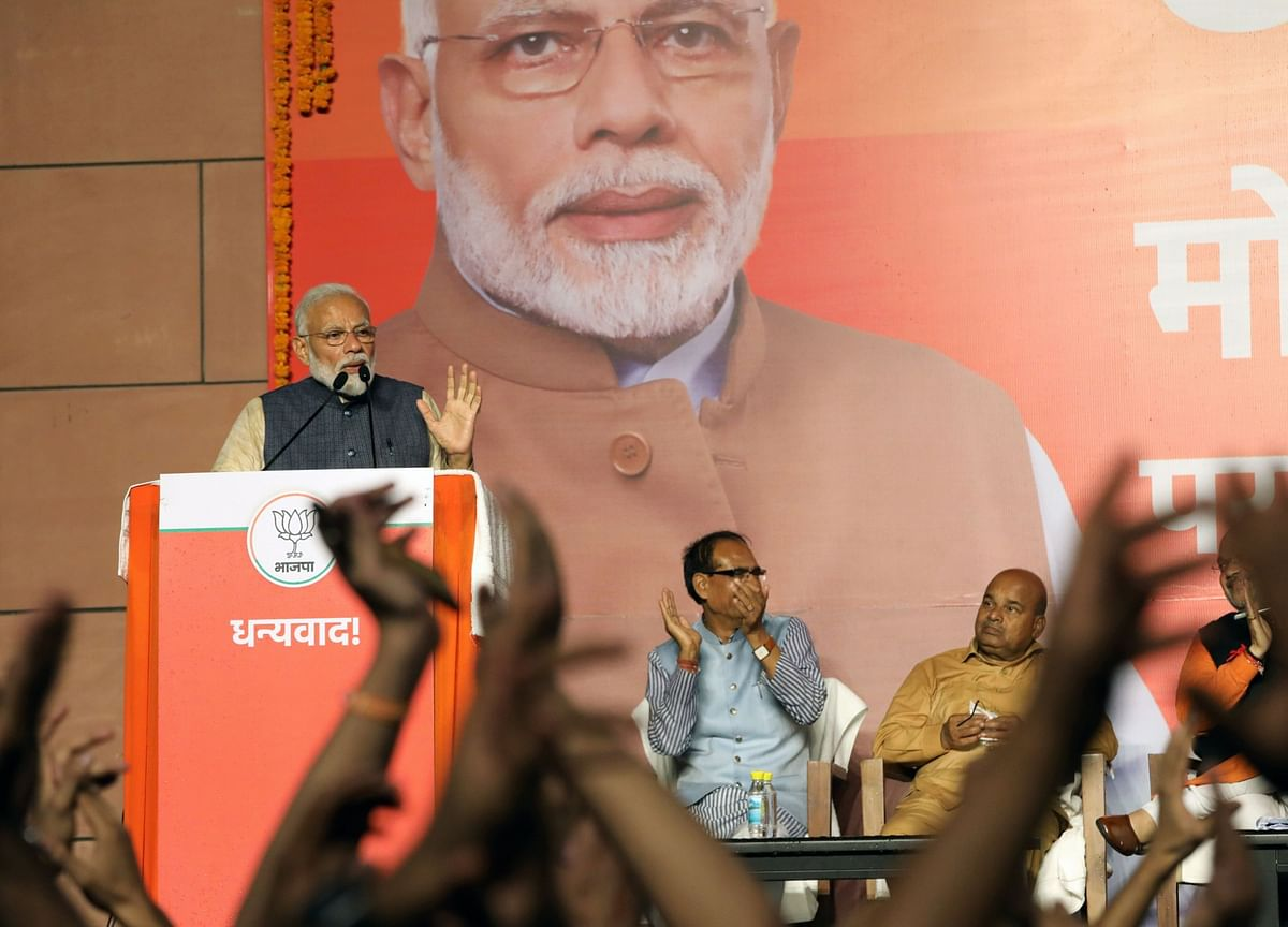 Prime Minister Modi To Address Twelve Rallies In Poll-Bound Bihar
