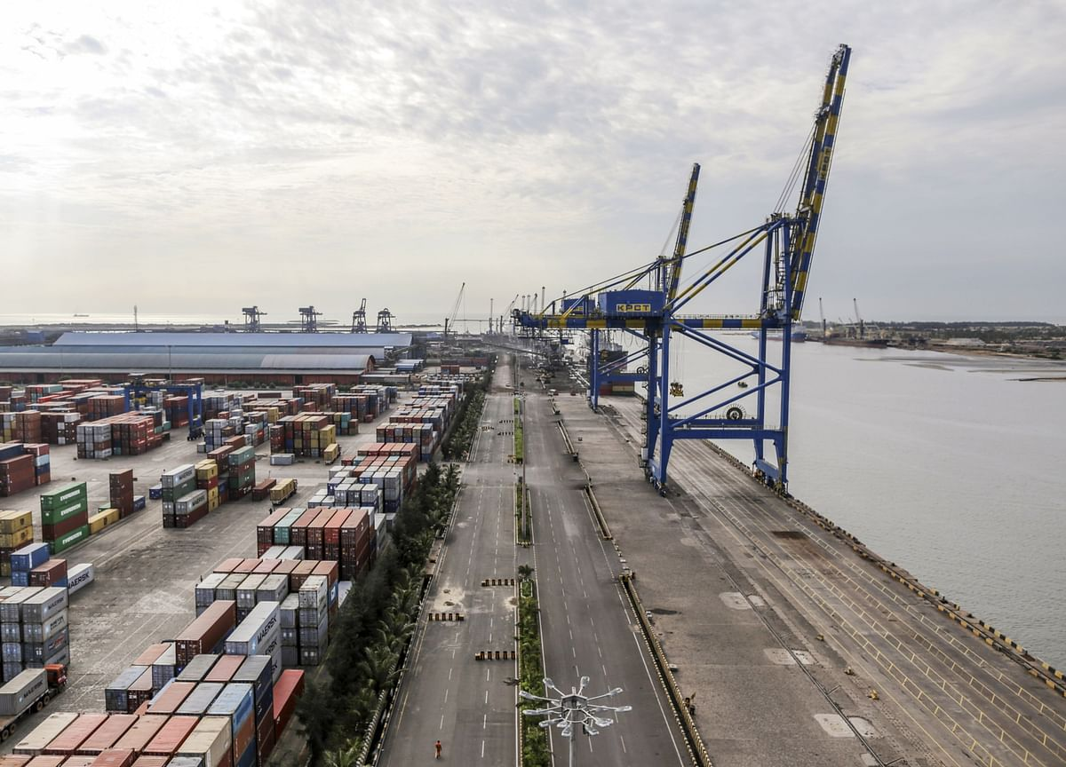 Adani Ports Completes Acquisition Of Krishnapatnam Port