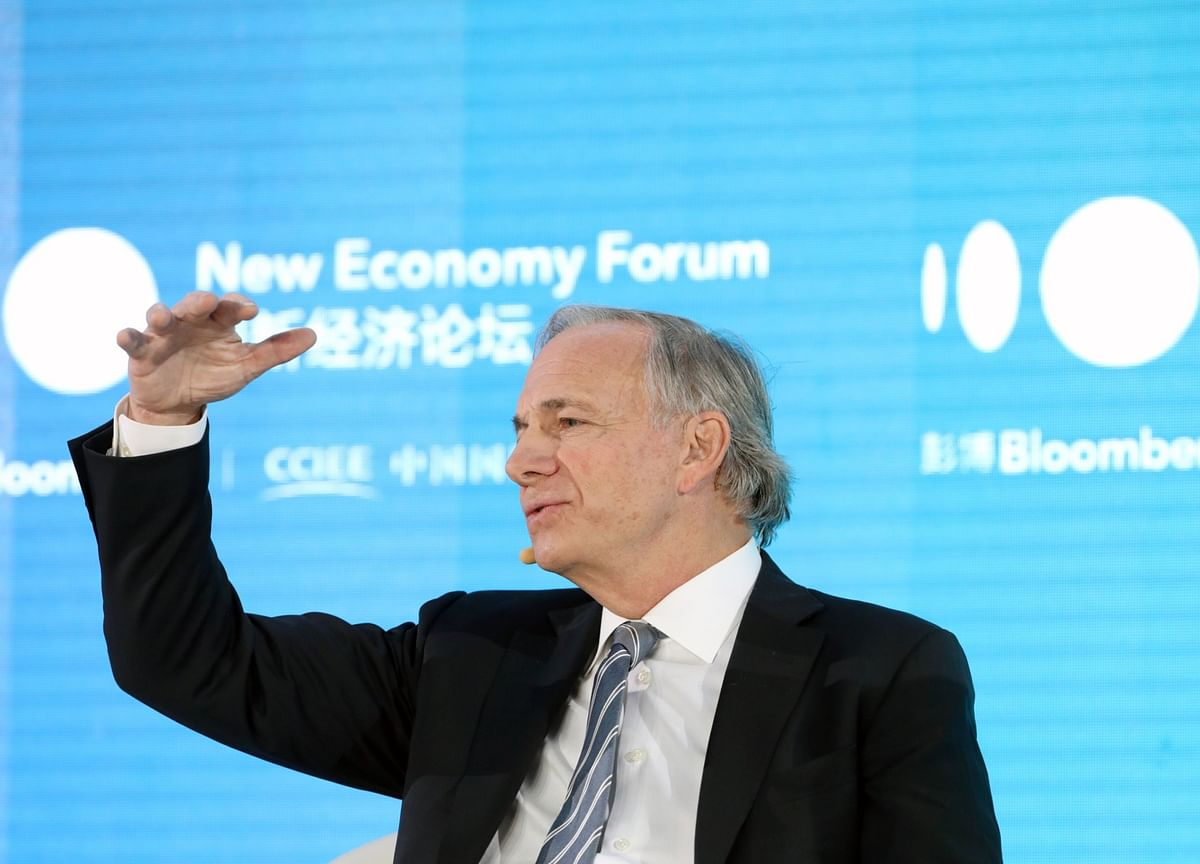 Dalio Says 'Time Is on China's Side' in Power Struggle With U.S.