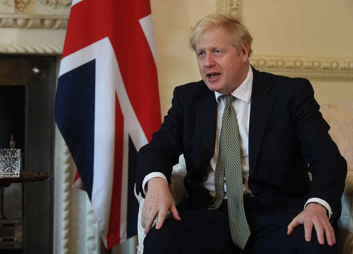 Johnson Faces Lockdown Revolt From More Than 50 U.K. Tories