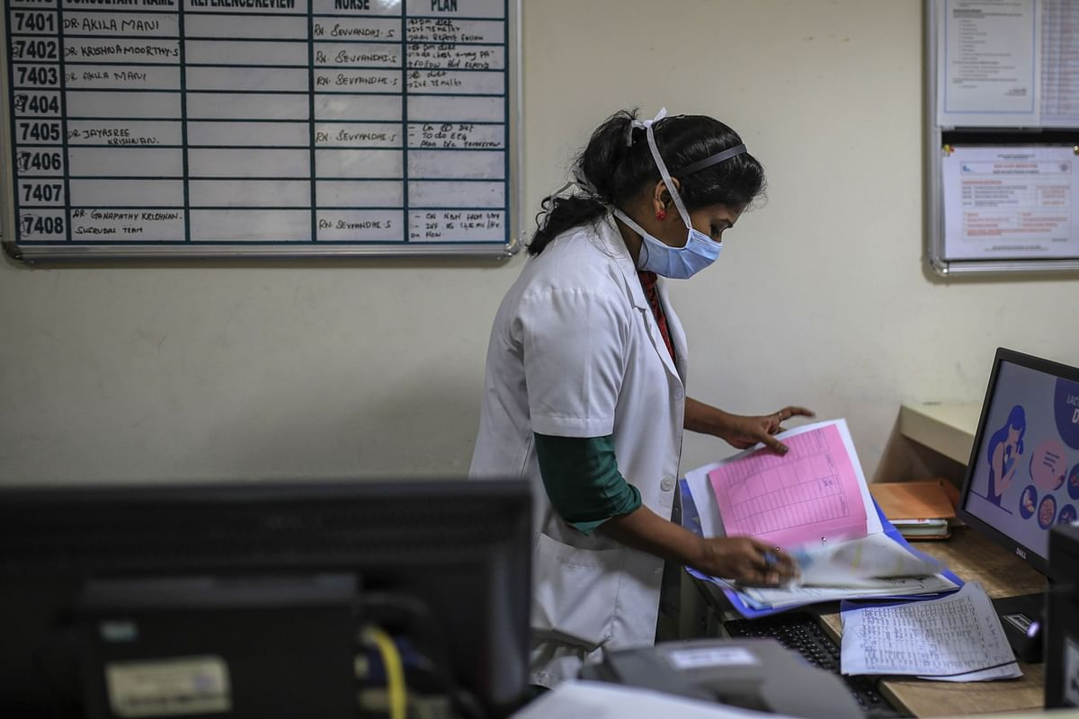 India Hopes Digital Health ID Can Help Spur Economy