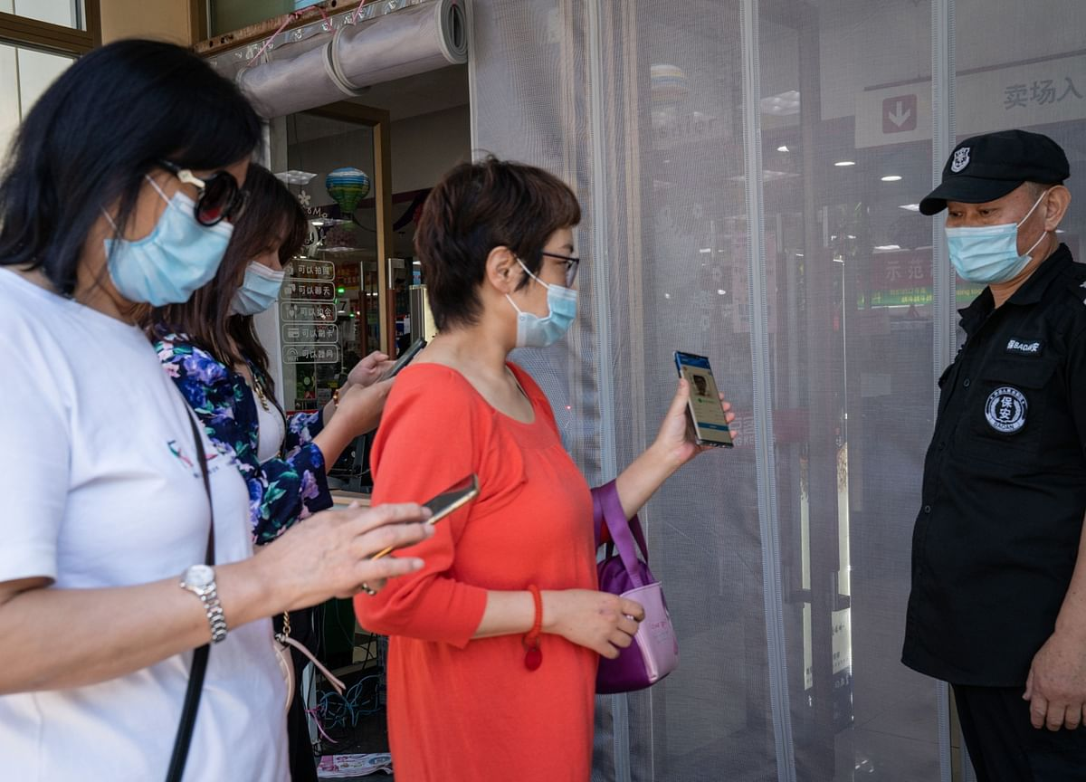 China, Pakistan Lead Asia in Virus-Related Surveillance Risk